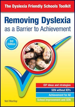 Removing Dyslexia as a barrier to acheivement